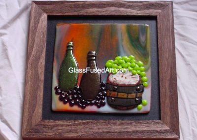 Wine and Grapes 1